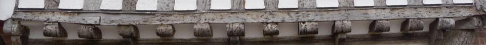 Building Facade, Walsingham