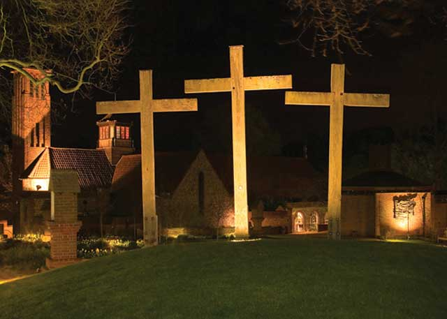 Calvary at the Anglican Shrine, Walsingham