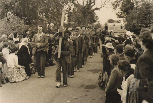 Abbey National Bank >> History of Pilgrimage - Walsingham Village