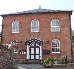 Walsingham Methodist Church