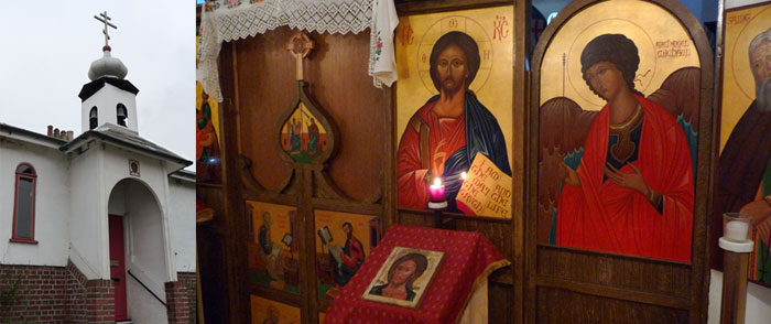 Russian Orthodox Chapel, Walsingham