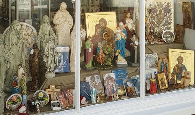 The Pilgrim Shop
