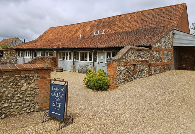 Great Walsingham Barns