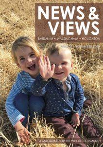 Cover of News & Views magazine