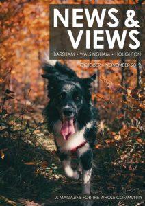 Cover of News & Views October-November